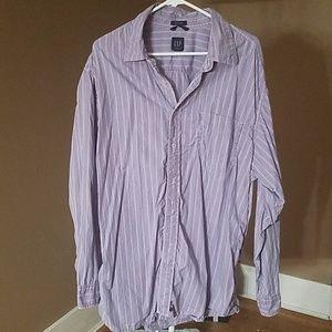 Mens button down shirt